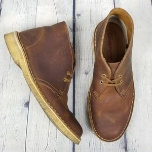 CLARKS | Original Desert leather chukka boots